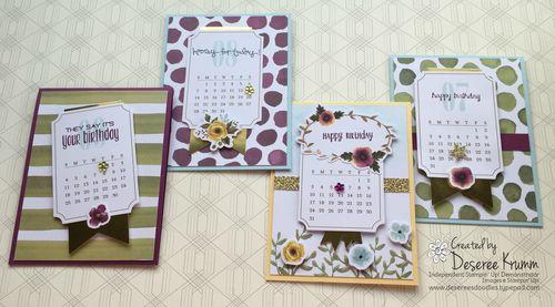 Calendar view 2