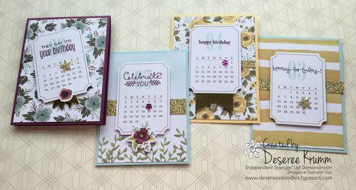 Calendar view 3